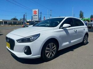 2019 Hyundai i30 PD2 MY20 Active White 6 Speed Sports Automatic Hatchback Cardiff Lake Macquarie Area Preview