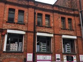A Spacious and Elegant Commercial Property For Rent in the Heart of Manchester's Cheetham Hill