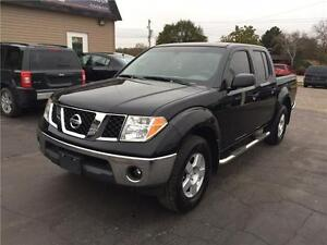 2005 Nissan Frontier 4WD SE MINT ONLY 145KM!!!!