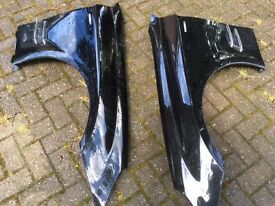 Wings For Mercedes CLS W219