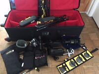 Dedolight & Photoflex Filming/Photography Lighting Kit - worth over £2500