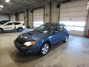 2006 SUBARU OUTBACK 2.5 XT-LEATHER-SUNROOF-SUPPER CLEAN-129,000