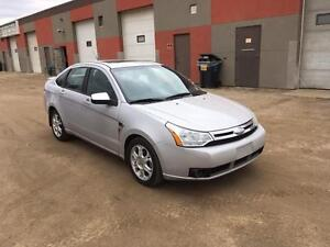 2008 Ford Focus SES - NO CREDIT CHECKS! CALL TODAY 780 918 2696