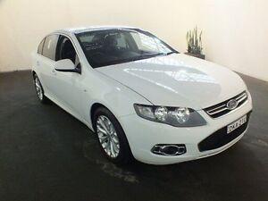 2013 Ford Falcon FG MK2 G6 (LPi) White 6 Speed Automatic Sedan Clemton Park Canterbury Area Preview