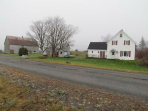 Country Home/Hobby Farm in Pictou County, NS