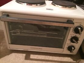COUNTER TOP MINI OVEN/COOKER