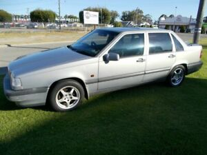 1996 Volvo 850 CD Grey 4 Speed Automatic Sedan
