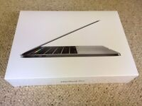 MacBook PRO TOUCH BAR/ SPACE GREY/ BRAND NEW/ 16GB/ 256SSD/13''/ 2.9Ghz/i5/Turbo Boost up to 3.3GHz