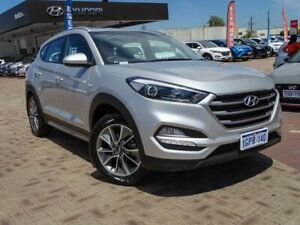 2018 Hyundai Tucson TL MY18 Active X 2WD Silver 6 Speed Sports Automatic Wagon Morley Bayswater Area Preview
