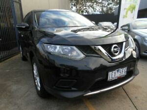 2015 Nissan X-Trail T32 ST (FWD) Black Continuous Variable Wagon Fawkner Moreland Area Preview
