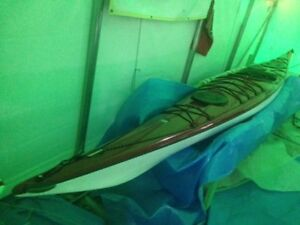 18' Red Tempest Composite Skeg by Wilderness Systems