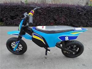 New Kid's Dirt Bike 250-Watt on Sale !!! Edmonton Edmonton Area image 3