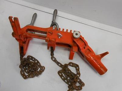 Ridgid C-1071 Chain Vise Soil Pipe Wrench