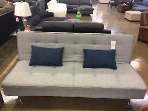Klick Klack Convertible Sofa's Just arrived.
