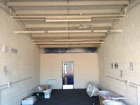 storage space and affices to let