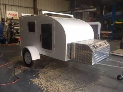 Teardrop Caravan Camper