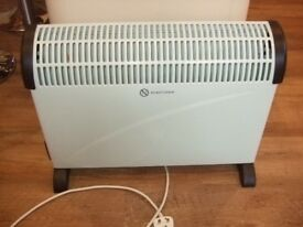 Portable Radiator Heater with Thermostat & 24 Hour Timer