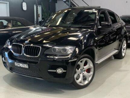 2008 BMW X6 E71 xDrive35i Black Sports Automatic Wagon Mount Druitt Blacktown Area Preview