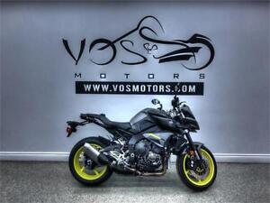 2018 Yamaha MT 10 -Stock#V2910NP- No Payments For 1 Year**