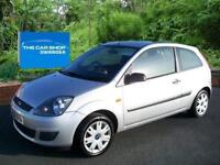 2008 FORD FIESTA 1.25 Style [Climate] LADY OWNER