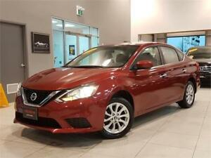2016 Nissan Sentra 1.8 SV-AUTO-REAR CAMERA-BLUETOOTH-ONLY 72KM