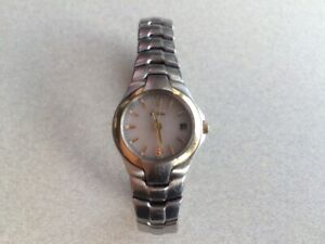 Nice ladies Citizen Eco-drive Watch. Asking $45
