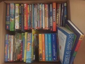 50 Books for Sale - Various Authors - Children and Young Adult