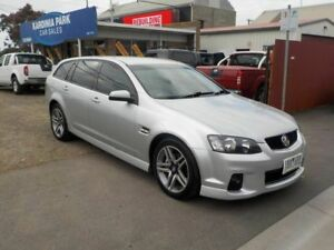 2012 Holden Commodore VE II MY12 SV6 Silver 6 Speed Automatic Sportswagon