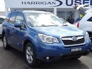 2014 Subaru Forester S4 MY14 2.5i-L Lineartronic AWD Blue 6 Speed Constant Variable Wagon Albion Park Rail Shellharbour Area Preview