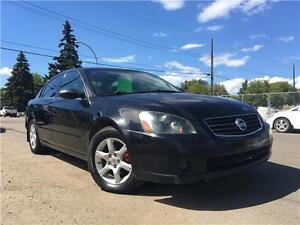 2005 Nissan Altima 2.5S AUTOMATIC = 4 CYLINDER = AMAZING ON FUEL