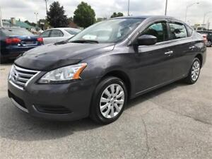 2014 Nissan Sentra *76,000KM* AUTOMATIQUE A/C CRUISE BLUETOOTH