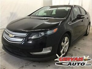 Chevrolet Volt Electric Navigation Cuir Audio Bose MAGS Chromés
