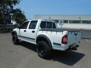 2008 Holden Rodeo RA MY08 LX Crew Cab White 5 Speed Manual Utility Nowra Nowra-Bomaderry Preview