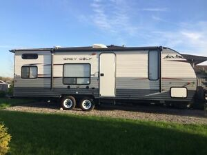 2015 Forest River Cherokee Grey Wolf 26 BH