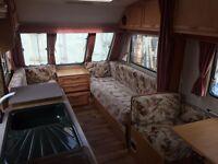 ABI Manhattan 520/4 4 Berth Caravan 2001