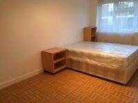 Very large double bedroom in central surbiton ( All Included) only share with two others