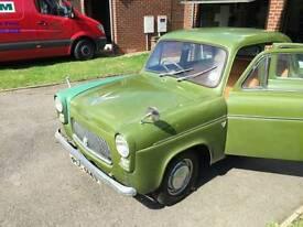 1959 Ford Prefect 100e popular