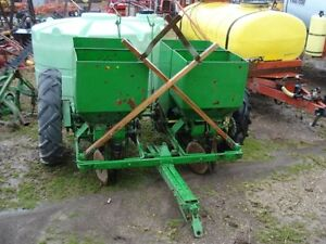 John Deere Potato Planter