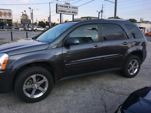CERTIFIED loaded 4x4 2008 chevrolet equinox