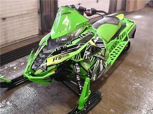 2016 ARCTIC CAT ZR 9000 LTD 129' WITH WRAP ! USED JUST IN