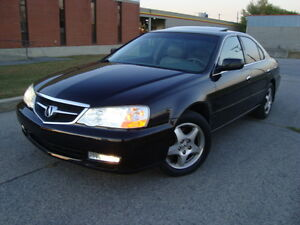 2003 ACURA TL EXL AUTO SEDAN ''TAX INCLUDED''