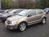 "2008 DODGE CALIBER SXT ""AWD"" ONLY 76000 KM"
