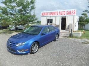 2012 Ford Fusion SEL  CERTIFIED