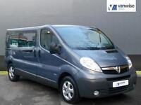 2014 Vauxhall Vivaro COMBI CDTI Diesel grey Manual