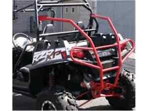 REAR BUMPER WITH ROLL CAGE PARECHOC