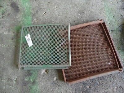 John Deere 2 Cylinder Tractor Orchard Screens Tag 121