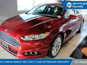 2013 Ford Fusion TITANIUM AWD, NAV, SUNROOF, BLUETOOTH
