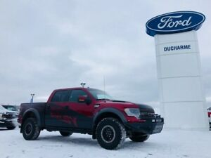 2014 Ford F-150 SHELBY Raptor, 700HP S/C, RARE, LOADED!