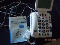 TALKING TELEPHONE FOR BLIND