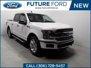 2019 Ford F-150 LARIAT|360 CAMERA/SPLIT-VIEW|SPRAY-IN LINER|TAIL